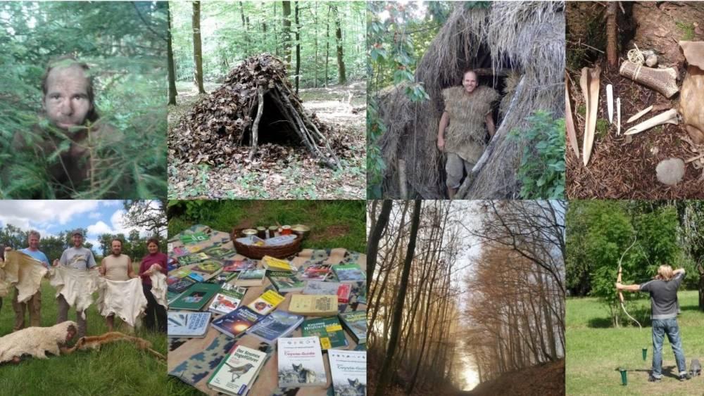 EINFACH NATUR – Natur- Wildnis- und Survivalschule und Steinzeitwerkstatt