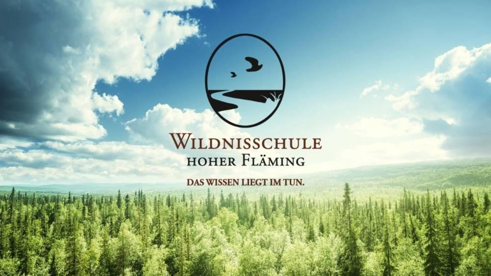 Wildnisschule Hoher Fläming – das Wissen liegt im Tun