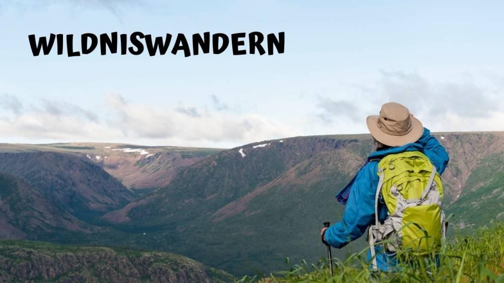 Wildniswandern – Touren und Seminare in freier Natur