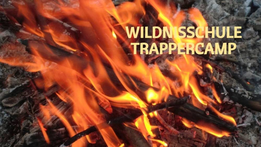 Wildnisschule Trappercamp